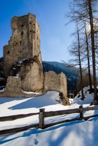 Castello di Andraz - Ph Roberto Casanova