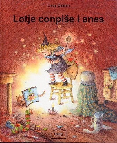 Lotje conpisce i anes